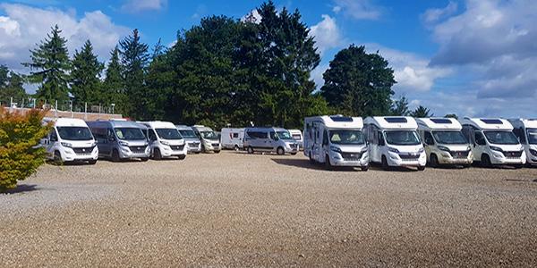 Hainaut Véhicules de loisirs AWANS : 1 parc expo de près de 2ha
