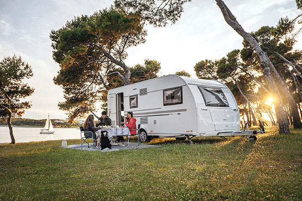 Hainaut Véhicules de loisirs Déjà une caravane d'occasion à partir de